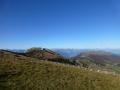 panoramica dal monte grappa