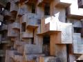 scultura geometrica (particolare)