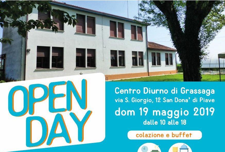 Open Day – 19 Maggio 2019